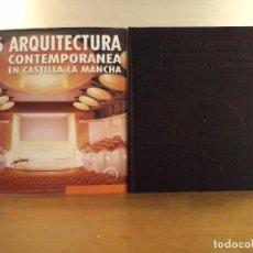 Libros de segunda mano: ARQUITECTURA CONTEMPORÁNEA EN CASTILLA-LA MANCHA (1980-1995). ISBN 8477882150. NUEVO.. Lote 90119732