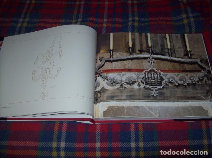 Libros de segunda mano: GAUDÍ EN MALLORCA. LOS HIERROS Y OTRAS ACTUACIONES.GABRIEL VICENS. 2002. PIEZA DE COLECCIONISTA!!!!! - Foto 13 - 90388420