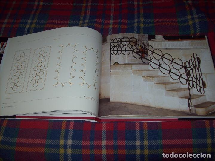 Libros de segunda mano: GAUDÍ EN MALLORCA. LOS HIERROS Y OTRAS ACTUACIONES.GABRIEL VICENS. 2002. PIEZA DE COLECCIONISTA!!!!! - Foto 17 - 90388420