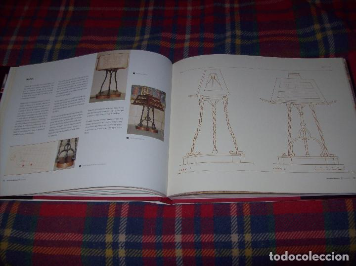 Libros de segunda mano: GAUDÍ EN MALLORCA. LOS HIERROS Y OTRAS ACTUACIONES.GABRIEL VICENS. 2002. PIEZA DE COLECCIONISTA!!!!! - Foto 18 - 90388420