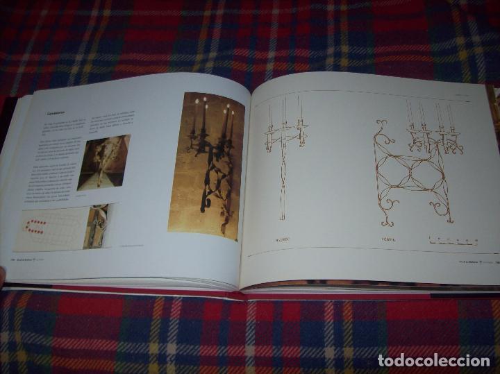 Libros de segunda mano: GAUDÍ EN MALLORCA. LOS HIERROS Y OTRAS ACTUACIONES.GABRIEL VICENS. 2002. PIEZA DE COLECCIONISTA!!!!! - Foto 22 - 90388420