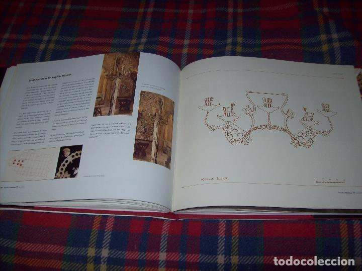 Libros de segunda mano: GAUDÍ EN MALLORCA. LOS HIERROS Y OTRAS ACTUACIONES.GABRIEL VICENS. 2002. PIEZA DE COLECCIONISTA!!!!! - Foto 23 - 90388420
