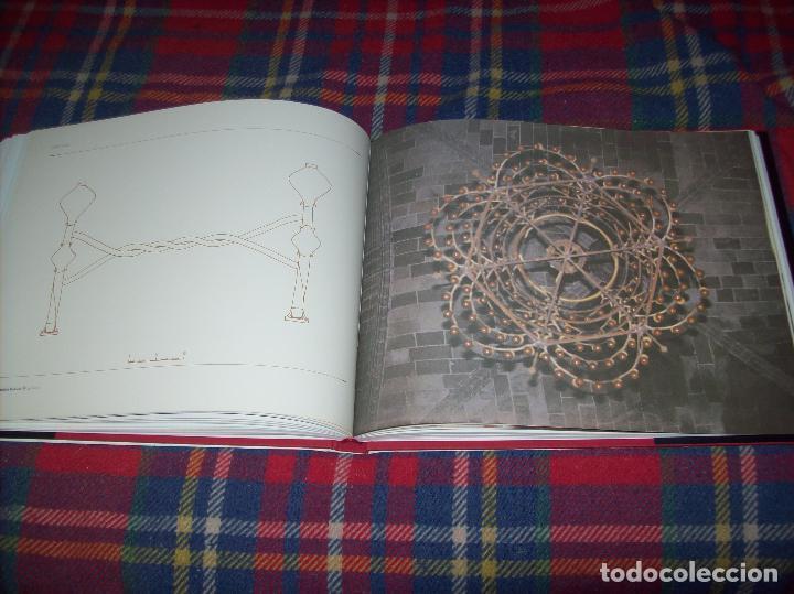 Libros de segunda mano: GAUDÍ EN MALLORCA. LOS HIERROS Y OTRAS ACTUACIONES.GABRIEL VICENS. 2002. PIEZA DE COLECCIONISTA!!!!! - Foto 24 - 90388420