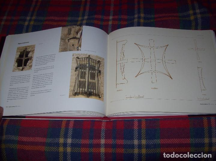 Libros de segunda mano: GAUDÍ EN MALLORCA. LOS HIERROS Y OTRAS ACTUACIONES.GABRIEL VICENS. 2002. PIEZA DE COLECCIONISTA!!!!! - Foto 26 - 90388420
