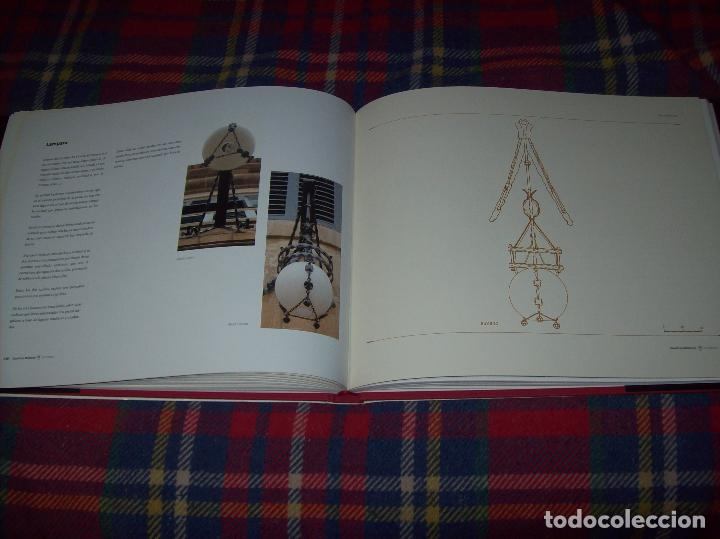 Libros de segunda mano: GAUDÍ EN MALLORCA. LOS HIERROS Y OTRAS ACTUACIONES.GABRIEL VICENS. 2002. PIEZA DE COLECCIONISTA!!!!! - Foto 27 - 90388420