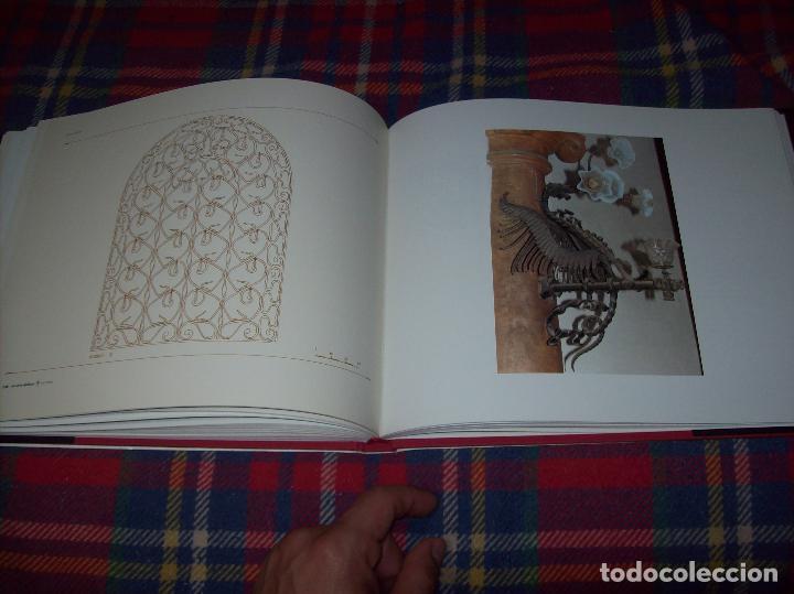 Libros de segunda mano: GAUDÍ EN MALLORCA. LOS HIERROS Y OTRAS ACTUACIONES.GABRIEL VICENS. 2002. PIEZA DE COLECCIONISTA!!!!! - Foto 29 - 90388420