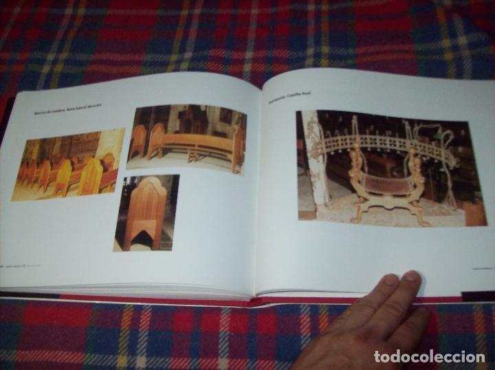 Libros de segunda mano: GAUDÍ EN MALLORCA. LOS HIERROS Y OTRAS ACTUACIONES.GABRIEL VICENS. 2002. PIEZA DE COLECCIONISTA!!!!! - Foto 35 - 90388420