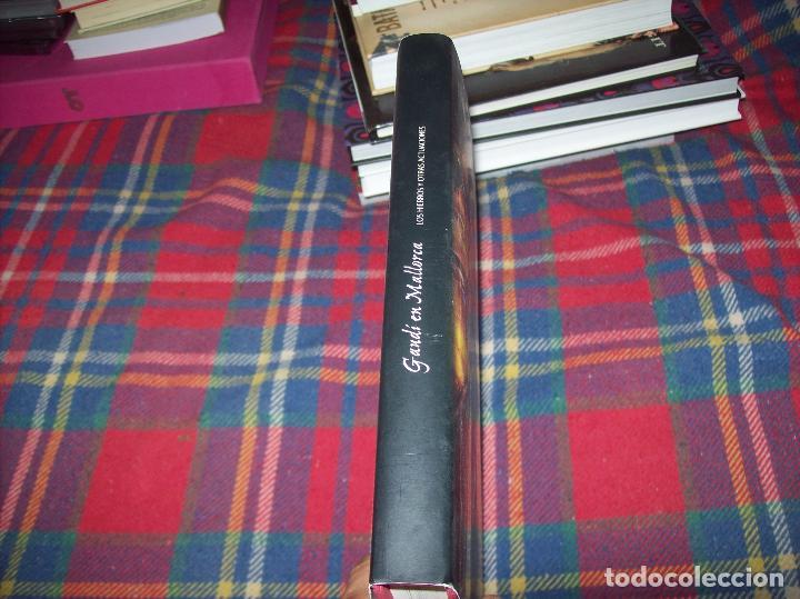 Libros de segunda mano: GAUDÍ EN MALLORCA. LOS HIERROS Y OTRAS ACTUACIONES.GABRIEL VICENS. 2002. PIEZA DE COLECCIONISTA!!!!! - Foto 37 - 90388420