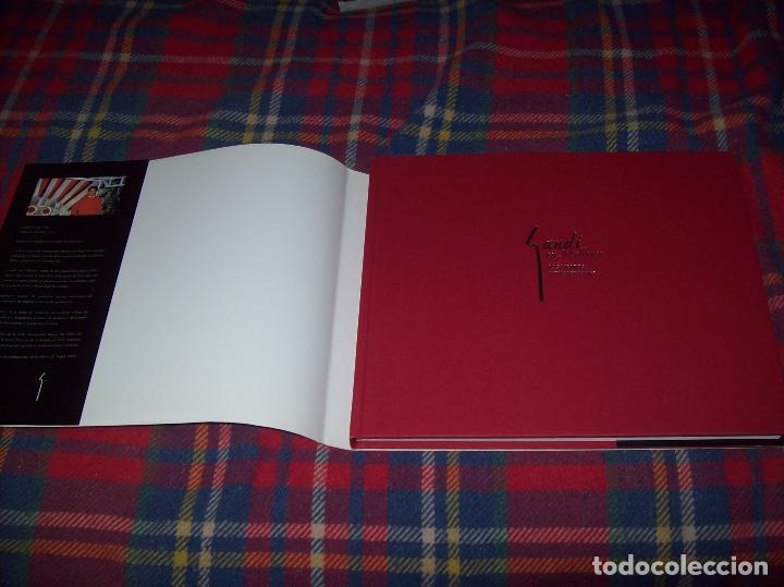 Libros de segunda mano: GAUDÍ EN MALLORCA. LOS HIERROS Y OTRAS ACTUACIONES.GABRIEL VICENS. 2002. PIEZA DE COLECCIONISTA!!!!! - Foto 39 - 90388420