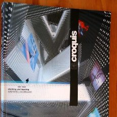 Libros de segunda mano: EL CROQUIS 111 - MVRDV 1997/2002- APILAMIENTO Y ESTRATIFICACION / STACKING AND LAYERING. Lote 90734480
