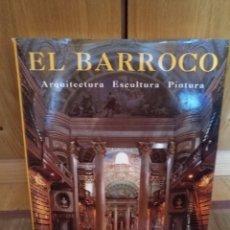 Libros de segunda mano: GRAN LIBRO EL BARROCO. ARQUITECTURA - ESCULTURA - PINTURA. EDICION DE ROLF TOMAN. KÖNEMANN. AÑO 1997. Lote 90824860