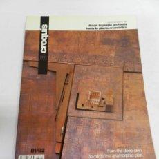 Livros em segunda mão: REVISTA EL CROQUIS Nº 81-82 AÑO 1996 ARQUITECTURA DISEÑO DESCATALOGADA ARQUITECTURA ESPAÑOLA 1996. Lote 224145598