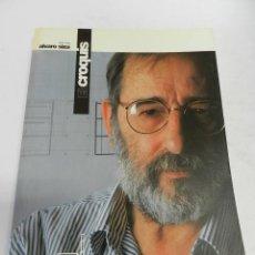 Libros de segunda mano: REVISTA EL CROQUIS 68 69 AÑO 1994, ALVARO SIZA. Lote 187117356