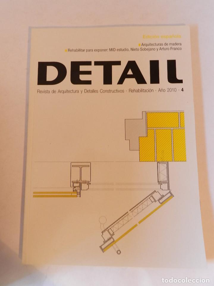Detail revista de arquitectura y detalles const comprar for Revistas de arquitectura online