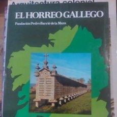 Libros de segunda mano: EL HORREO GALLEGO (MONTEVIDEO, 1975). Lote 91952970