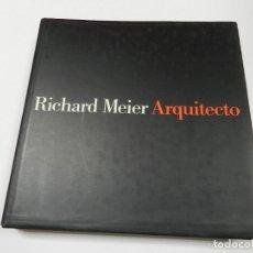 Libros de segunda mano: RICHARD MEIER ARQUITECTO 2 1985-1991 KENNET FRAMPTON JOSEPH TRYKWERT 1992 DESCATALOGAD ARQUITECTURA. Lote 92088535