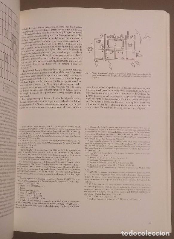 Libros de segunda mano: Arquitectura y ciudad. Ministerio de Cultura. 1992. VV.AA. 24 ponencias. 29 cm. Muy buen estado! - Foto 3 - 93294785