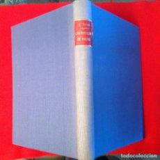 Libros de segunda mano: LAS MURALLAS Y LAS TORRES, LOS PORTALES Y EL ALCAZAR DEL MADRID DE LA RECONQUISTA, 1945. Lote 93846200
