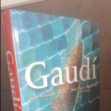 Libros de segunda mano: GAUDÍ. VIVAS PERE; CIRLOT JUAN EDUARDO; PLA RICARD :: ISBN 9788484780342. Lote 94389518
