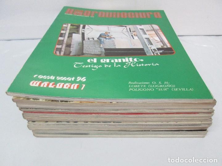 Libros de segunda mano: HOGAR Y ARQUITECTURA. 14 REVISTAS. Nº ALTERNOS. LEER DESCRIPCION. - Foto 2 - 95332639