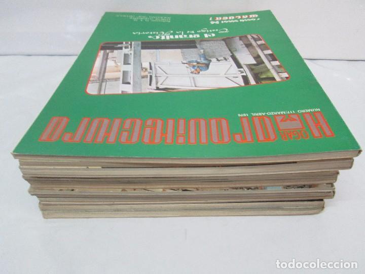 Libros de segunda mano: HOGAR Y ARQUITECTURA. 14 REVISTAS. Nº ALTERNOS. LEER DESCRIPCION. - Foto 4 - 95332639