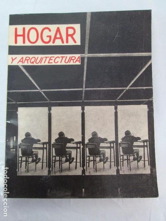 Libros de segunda mano: HOGAR Y ARQUITECTURA. 14 REVISTAS. Nº ALTERNOS. LEER DESCRIPCION. - Foto 6 - 95332639