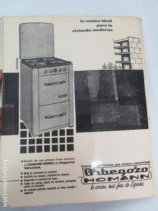 Libros de segunda mano: HOGAR Y ARQUITECTURA. 14 REVISTAS. Nº ALTERNOS. LEER DESCRIPCION. - Foto 13 - 95332639
