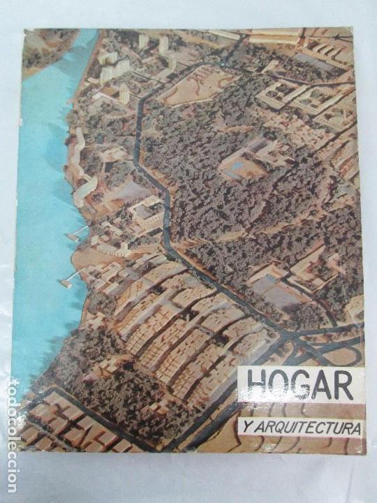 Libros de segunda mano: HOGAR Y ARQUITECTURA. 14 REVISTAS. Nº ALTERNOS. LEER DESCRIPCION. - Foto 14 - 95332639