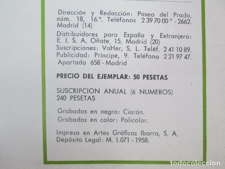 Libros de segunda mano: HOGAR Y ARQUITECTURA. 14 REVISTAS. Nº ALTERNOS. LEER DESCRIPCION. - Foto 16 - 95332639
