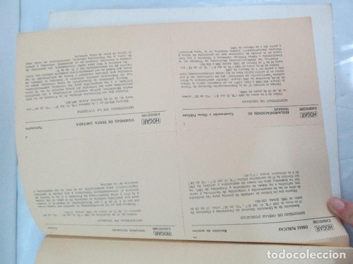 Libros de segunda mano: HOGAR Y ARQUITECTURA. 14 REVISTAS. Nº ALTERNOS. LEER DESCRIPCION. - Foto 20 - 95332639