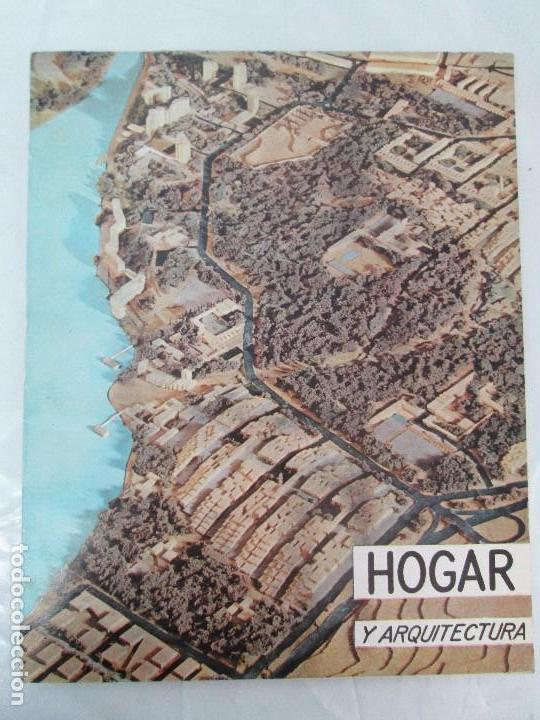 Libros de segunda mano: HOGAR Y ARQUITECTURA. 14 REVISTAS. Nº ALTERNOS. LEER DESCRIPCION. - Foto 22 - 95332639