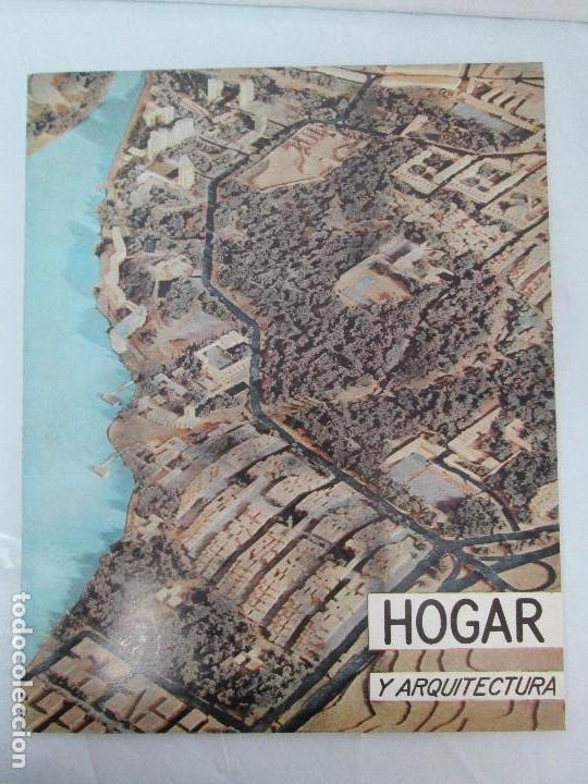 Libros de segunda mano: HOGAR Y ARQUITECTURA. 14 REVISTAS. Nº ALTERNOS. LEER DESCRIPCION. - Foto 28 - 95332639