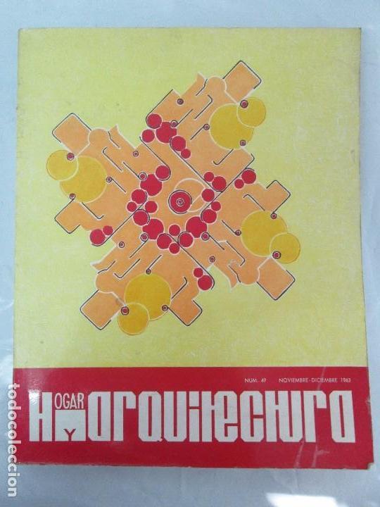 Libros de segunda mano: HOGAR Y ARQUITECTURA. 14 REVISTAS. Nº ALTERNOS. LEER DESCRIPCION. - Foto 31 - 95332639