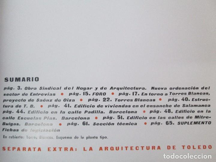 Libros de segunda mano: HOGAR Y ARQUITECTURA. 14 REVISTAS. Nº ALTERNOS. LEER DESCRIPCION. - Foto 33 - 95332639