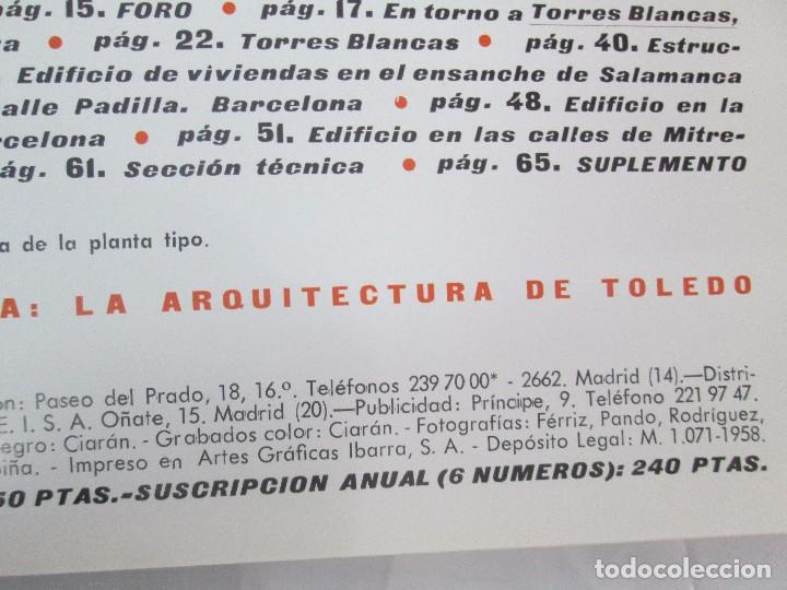 Libros de segunda mano: HOGAR Y ARQUITECTURA. 14 REVISTAS. Nº ALTERNOS. LEER DESCRIPCION. - Foto 34 - 95332639