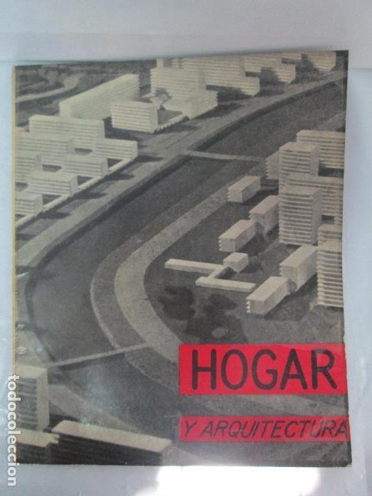 Libros de segunda mano: HOGAR Y ARQUITECTURA. 14 REVISTAS. Nº ALTERNOS. LEER DESCRIPCION. - Foto 41 - 95332639