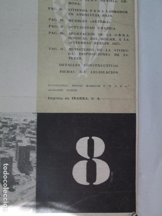 Libros de segunda mano: HOGAR Y ARQUITECTURA. 14 REVISTAS. Nº ALTERNOS. LEER DESCRIPCION. - Foto 44 - 95332639