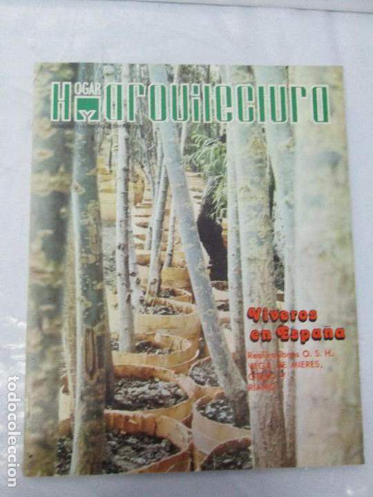 Libros de segunda mano: HOGAR Y ARQUITECTURA. 14 REVISTAS. Nº ALTERNOS. LEER DESCRIPCION. - Foto 60 - 95332639