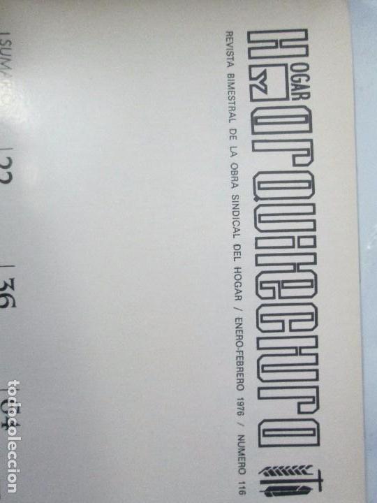 Libros de segunda mano: HOGAR Y ARQUITECTURA. 14 REVISTAS. Nº ALTERNOS. LEER DESCRIPCION. - Foto 61 - 95332639