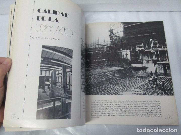 Libros de segunda mano: HOGAR Y ARQUITECTURA. 14 REVISTAS. Nº ALTERNOS. LEER DESCRIPCION. - Foto 65 - 95332639