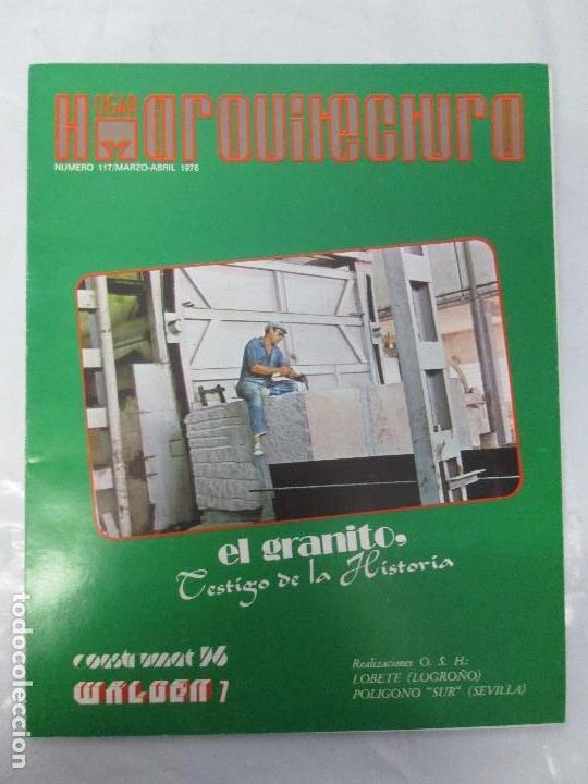 Libros de segunda mano: HOGAR Y ARQUITECTURA. 14 REVISTAS. Nº ALTERNOS. LEER DESCRIPCION. - Foto 69 - 95332639