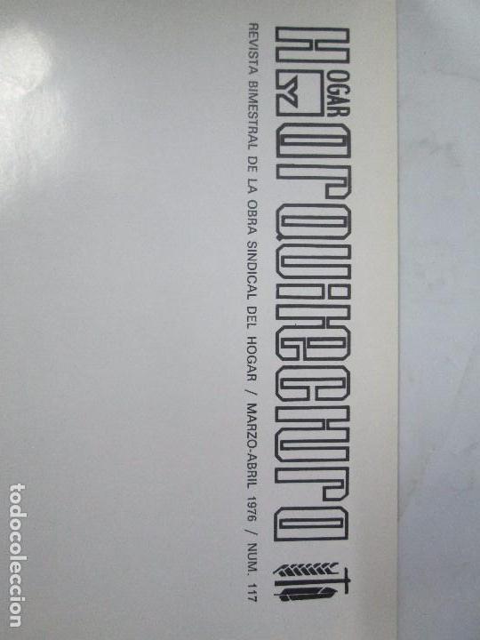 Libros de segunda mano: HOGAR Y ARQUITECTURA. 14 REVISTAS. Nº ALTERNOS. LEER DESCRIPCION. - Foto 70 - 95332639