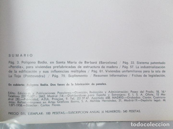 Libros de segunda mano: HOGAR Y ARQUITECTURA. 14 REVISTAS. Nº ALTERNOS. LEER DESCRIPCION. - Foto 86 - 95332639