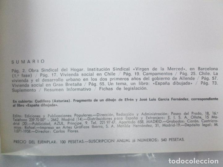 Libros de segunda mano: HOGAR Y ARQUITECTURA. 14 REVISTAS. Nº ALTERNOS. LEER DESCRIPCION. - Foto 100 - 95332639