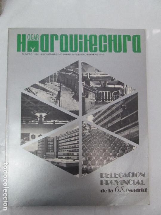 Libros de segunda mano: HOGAR Y ARQUITECTURA. 14 REVISTAS. Nº ALTERNOS. LEER DESCRIPCION. - Foto 107 - 95332639
