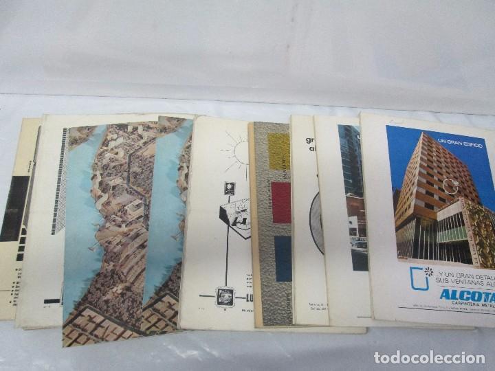 Libros de segunda mano: HOGAR Y ARQUITECTURA. 14 REVISTAS. Nº ALTERNOS. LEER DESCRIPCION. - Foto 115 - 95332639