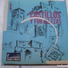 Libros de segunda mano: CASTILLOS Y FORTALEZAS EN CASTILLA - LA MANCHA.. Lote 95532171