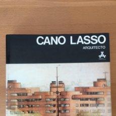 Libros de segunda mano: CANO LASSO ARQUITECTO. EDITA FUNDACIÓN ANTONIO CAMUÑAS.. Lote 95723512