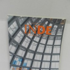 Libros de segunda mano: REVISTA INDE NOV 2005 TORRE AGBAR COAC COL·LEGI OFICIAL ARQUITECTES CATALUNYA ARQUITECTURA. Lote 95810663