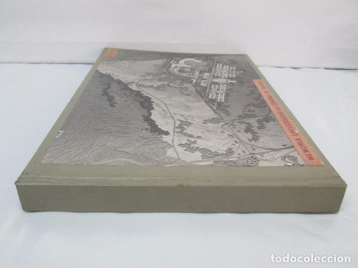 Libros de segunda mano: MEMORIA UNIVERSIDAD AUTONOMA DE MADRID. 21970. ARQUITECTURA PLANOS. VER FOTOGRAFIAS ADJUNTAS - Foto 2 - 95870379